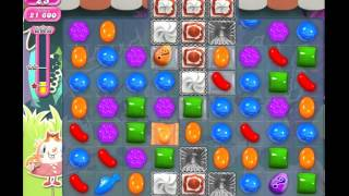 Candy Crush Saga Level 970 (No booster, 3 Stars)