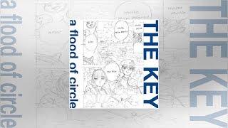 a flood of circleが歌う「The Key」(『群青のマグメル』EDテーマ)のアニメED映像が公開