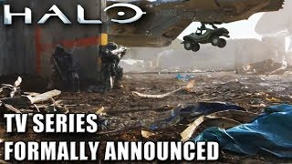Halo TV Series Formally Announced!