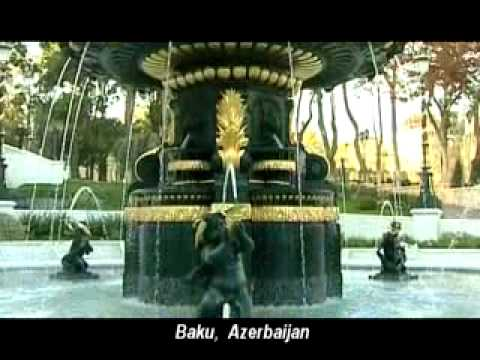 Baku Fountains