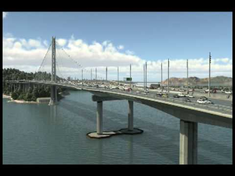 Bay Bridge in an Earthquake