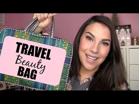 Inside My Makeup Bag! Sonia Kashuk Weekender thumbnail