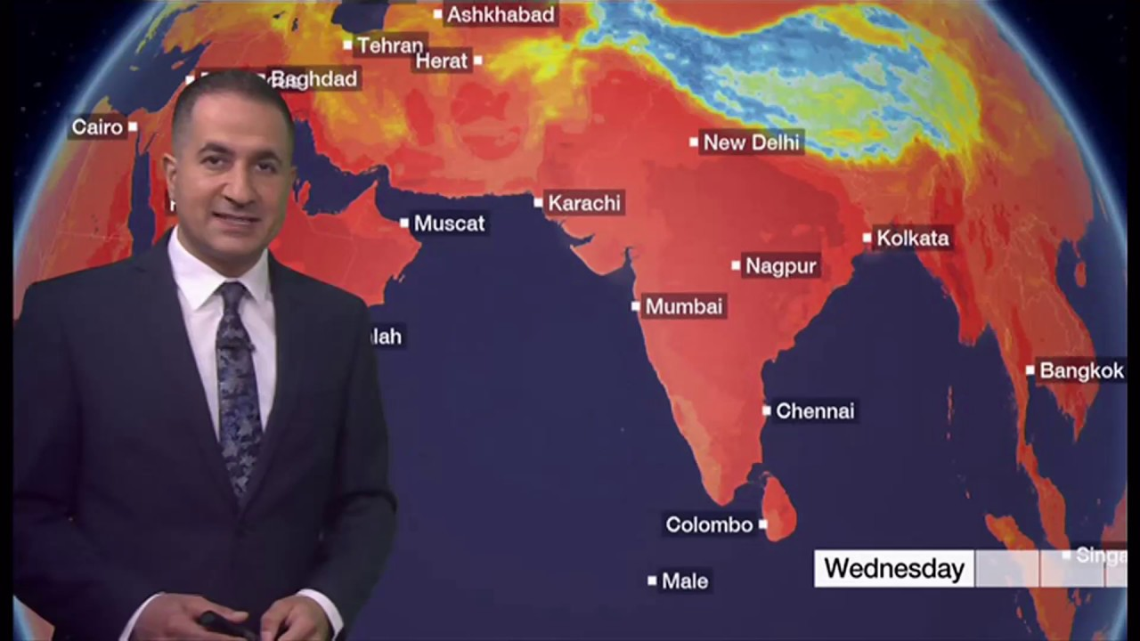 Weather Events 2019 - Heat, rain & flooding (India & West Pacific) - BBC  News - 14th May 2019