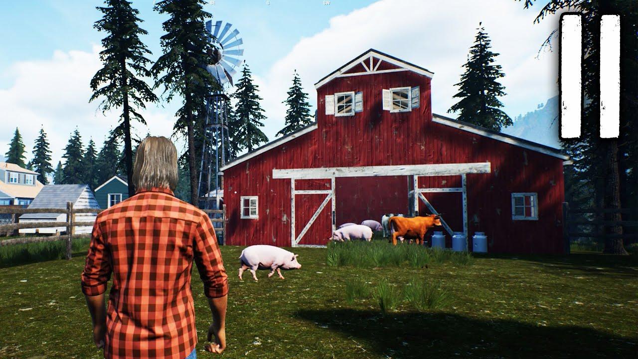 Download Ranch Simulator - Part 11 - WE'RE BACK IN HIDDEN VALLEY!
