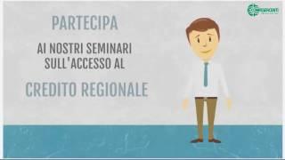 Accesso al Credito Regionale Pugliese - ciclo di seminari gratuiti