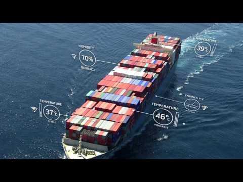 Inmarsat Maritime Vision