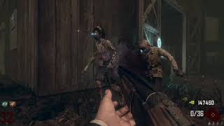 BO2 ZOMBIES FARM FIRST ROOM ROUND 43 PART 3 2