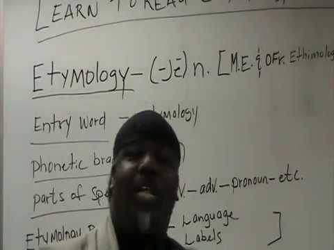 "Brother Kemitu Bey Roundtable: ""Etymology, Linguistics & Methodology"" (Part 1 of 3)"