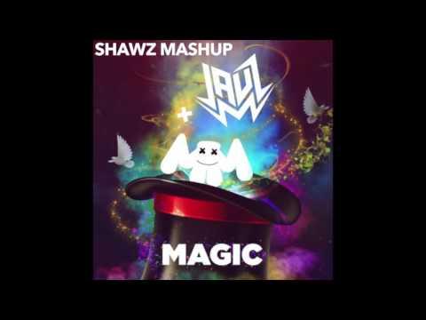 Jauz & Marshmallow - Magic Vs. Euroz Ft. Meek Mill - Exorcism (Shawz Mashup)