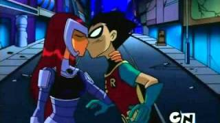 Teen Titans - My First Kiss