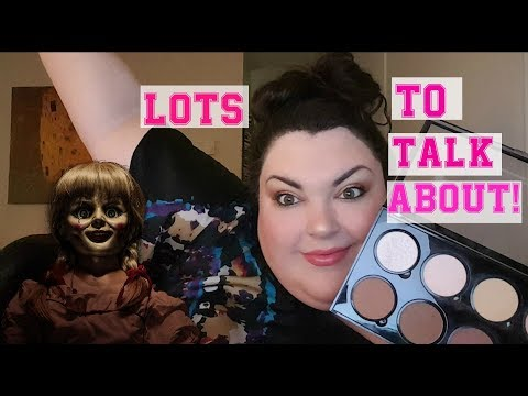 CHATTY GRWM-ANNABELLE CREATION AND MORE!