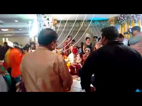 Disha wakani ' Daya bhabhi ' 's wedding Video , Daya Bhabhi 's Marriage Video