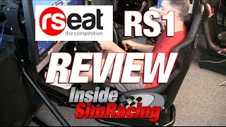 RSeat RS1 Chassis Review by Inside Sim Racing
