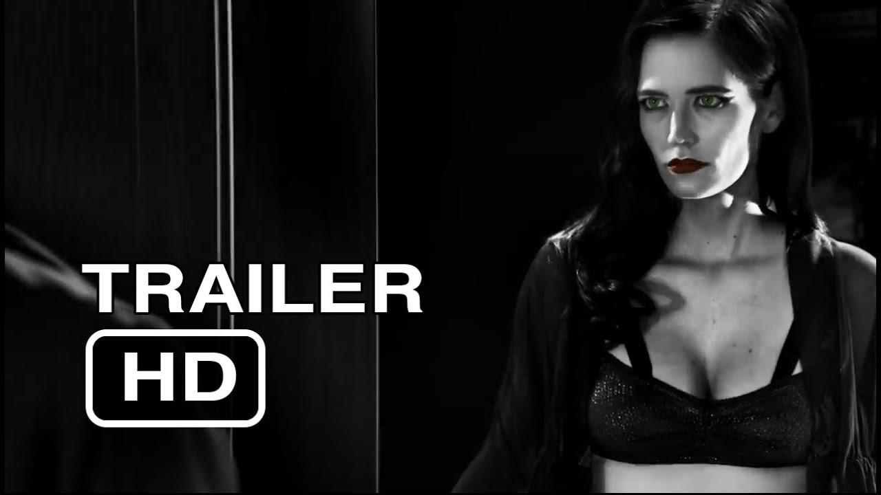 Sin City 2 - Extended Trailer