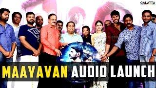 Maayavan Audio Launch