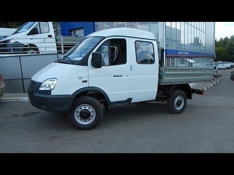 полноприводный ГАЗ Соболь  4WD