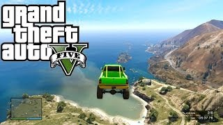 gta 5 online ak47 monster truck farm 5000 rp 4680 fun custom race gta v multiplayer