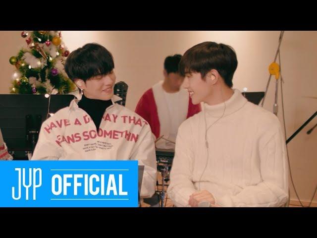"[GOT7 STUDIO] GOT7 ""Miracle"" Live (Christmas Ver.)"