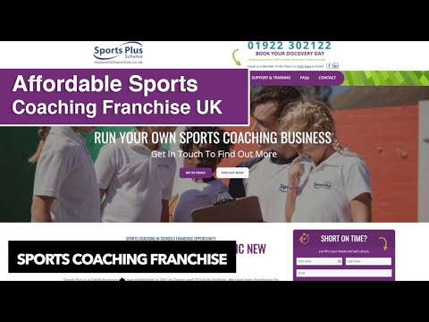 How to get Sports Coaching Franchise