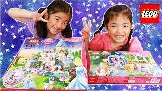 LEGO Disney Princess 41055 シンデレラのお城と馬車 シンデレラ 検索動画 26