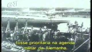 The World at War U- Boats no Atlantico  1939 /  1945 legendado 3 /5