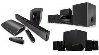Top 10 Best Home Theater Systems For 2018