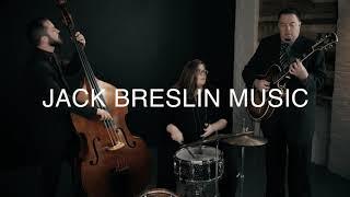 Jack Breslin Band Jazz Trio/Duo