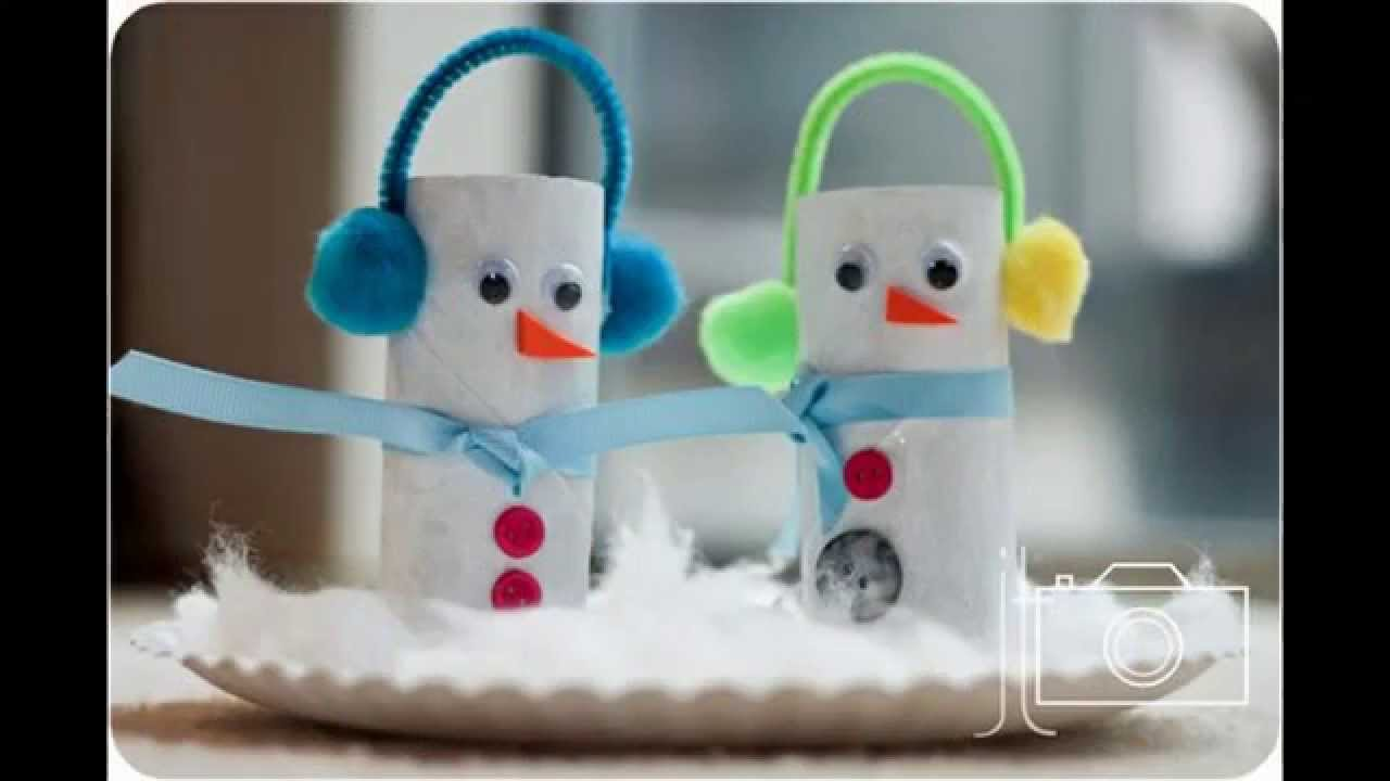 winter craft ideas for kids