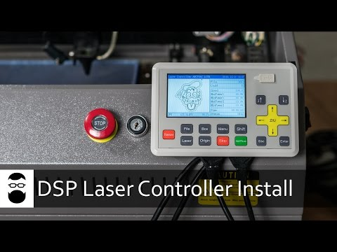 DSP Laser Controller Install