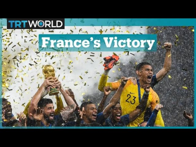 Is France's World Cup win a victory for immigration?