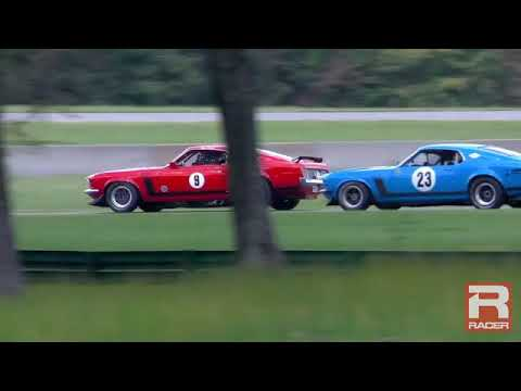 SVRA American Racing Legends Charity Pro-Am Presented By RACER Magazine