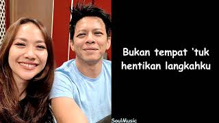 Download lagu BCL & Ariel NOAH - Menghapus Jejakmu (Lyrics)