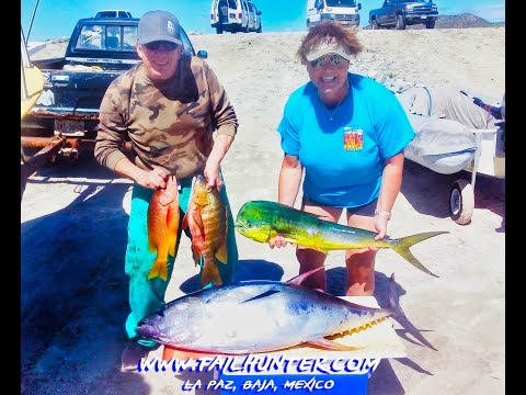 MEXICAN MINUTE LA PAZ FISHING REPORT From TAIHUNTER SPORTFISHING For Week Of Feb. 9-16, 2020