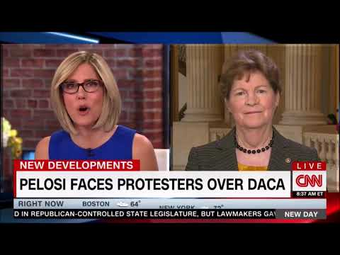 Sen Shaheen on Protesters: We Do Know Russia 'Tried to Increase Divisions' During 2016 Election