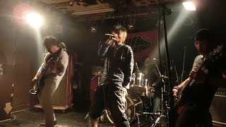 POISON ARTS 2015.8.2 at WALL (引き出し覚醒GIG Vol.2)