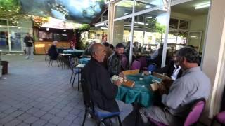 Turkish Men Play Tiles, Suspicious Looks so Funny, Baga Hotel, TheSmallHotels, Turkey
