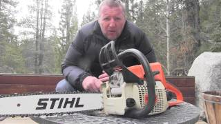 Buying first chainsaw, Husqvarna or Stihl ?