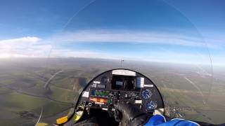 Gyrocopter training: Vertical descents thumbnail