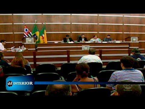 Birigui: vereadores rejeitam aumento de salário de prefeito, vice e secretários