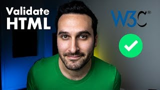How To Validate Your Website HTML Page