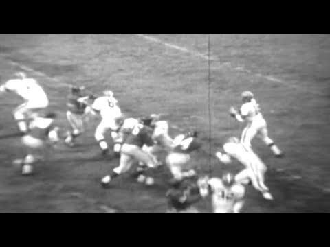 Throwback Thursday: 1960 Browns beat Giants in regular season finale