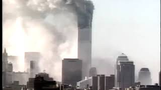 The North Tower Collapse & Aftermath (CNN News)