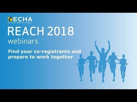 REACH 2018: Find your co-registrants and prepare to work together