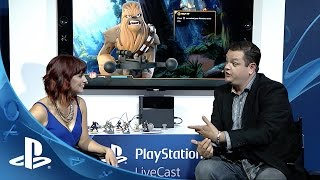 PlayStation E3 2015 - Disney Infinity 3.0  Live Coverage | PS4, PS3