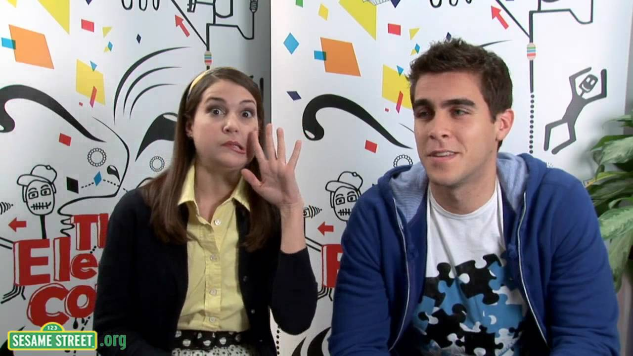 Interview with josh segarra and ashley morris the electric company interview with josh segarra and ashley morris the electric company youtube thecheapjerseys Image collections
