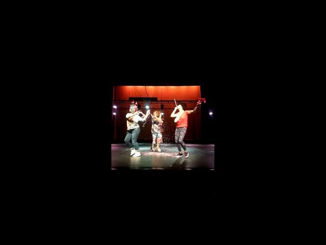Herken je de dansende dames van CC Jan Tervaert?