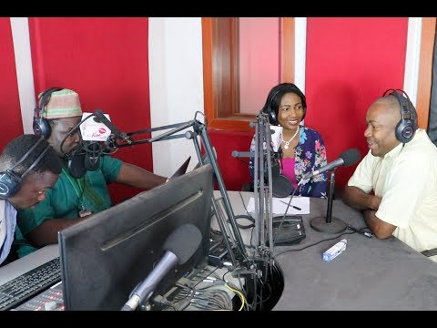 Dealing with The Fear of the Unknown - Martwayne on Business Africa 98.9 Kiss FM Lagos