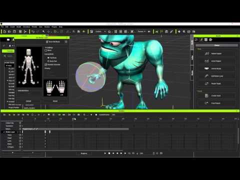 3DXchange 6 Tutorial - Exporting iClone Content to Unreal Part 2