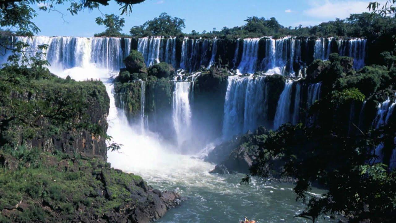 Las Cataratas De Iguazu Argentina