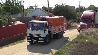 видео Блок газобетонный 600*300*200/D500/B3,5/F75(50шт/подд) 28,8м3/машина
